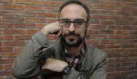Santiago Sanguinetti, teatrista. Foto: Ariel Colmegna