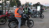 Operativo: se incautaron 8.311 motos en un año. Foto: archivo El País