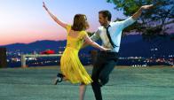 Musical La La Land. Foto: Difusión