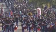 Cómo es tradicional, el 18 de Mayo se conmemorará en la ciudad canaria. Foto: Archivo El País