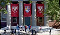 Universidad de Harvard. Foto: Bloomberg.