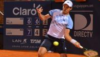 Logros. Guido Pella jugó 4 finales de Challenger este año.
