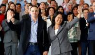 Keiko Fujimori perdió las elecciones por estrecha diferencia. Foto: Reuters