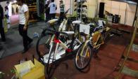 Marcas locales e internacionales se preparan para la Expo Bici en el LATU. Foto archivo El País