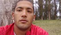 El joven Ronald Carneiro fue visto por última vez el domingo. Foto: Facebook.