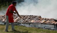 Duplicarán número de asadores y parrillas. Foto: Facebook Festival de La Carne 2015