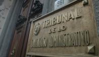 Fachada del TCA. Foto: Archivo El País