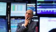 Operador de Wall Street, Foto: AFP