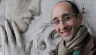 Diego Delgrossi enfrenta con comicidad a internet. Foto: Leonardo Carreño