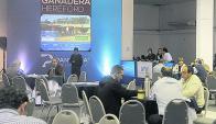 Remató Pantalla Uruguay, con Estudio 3000 y Banco Itaú. Foto: A. Colmegna