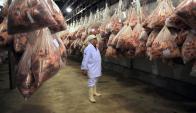 Marfrig es el tercer mayor productor mundial de proteínas. Foto: AFP