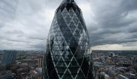 Oficinas. La ciudad posee el alquiler más caro, unos US$ 66 mil anuales. (Foto: AFP)
