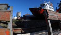 El astillero Rosendo está en el Buceo desde el año 1974. Foto: F. Ponzetto
