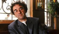 Roberto Bolaño. Foto: El Mercurio / GDA