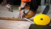 Certifican el habano más grande del mundo para el récord Guinness. Foto: AFP