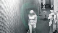 Las cámaras de seguridad revelan el movimiento de meretrices y clientes. Foto: Subrayado