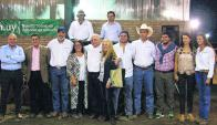 En Cecade remató Escritorio Walter Hugo Abelenda con administración de Scotiabank. Foto: P. Mestre.