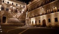 El banco Monte dei Paschi di Siena está en serios problemas. Foto: Reuters