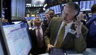 Wall Street. Foto: AP
