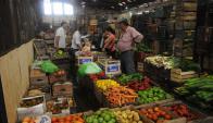 El standar de frutas será igual para abasto y exportación. Foto: F. Flores