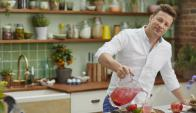 El chef británico Jamie Oliver.