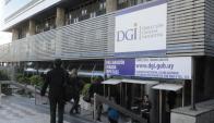 DGI aclara en el informe que no hace juicios de valor sobre exoneraciones. Foto: A.Colmegna.