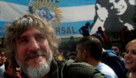 Amado Boudou estuvo presente en el acto de Cristina Fernández del miércoles. Foto: Reuters.
