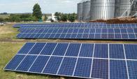 Parques: UTE promueve la instalación de energía fotovoltaica. Foto: archivo El País