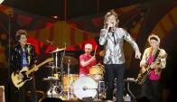 """""""Pleased to meet you"""". Los Rolling Stones tocarán en Uruguay por primera vez la semana próxima como parte de su gira América Latina Olé Tour. (Foto: Reuters)"""