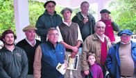 Remataron Héctor Indarte y Zambrano con Scotiabank. Foto: Mario Alonzo