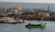 El Puerto hoy. Foto: Ariel Colmegna