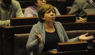 """Pereyra: """"intercedí y mejoró vínculos de hinchas con el Ministerio del Interior"""". Foto: A. Colmegna"""