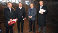 Los titulares de las universidades privadas comparecieron ayer a la Comisión de Hacienda. Foto: F. Ponzetto
