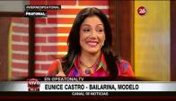 Eunice Castro.