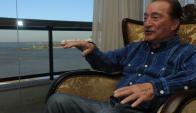 Eugenio Figueredo. Foto: Archivo El País.