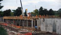 La construcción dejó de ser el sector con más desempleo. Foto: F.Ponzetto