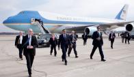 Obama: ayer en Tampa, Florida, volvió a defender el cierre de Guantánamo. Foto:AFP
