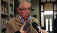 Jorge Menéndez será el nuevo ministro de Defensa. Foto: Presidencia