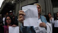 Salarios: Ineed reconoce que los profesores están ganando pocos. Foto: F. Ponzetto