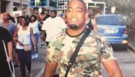 Mark Hughes se entregó a la Policía al enterarse de que era buscado. Foto: Policía de Dallas.