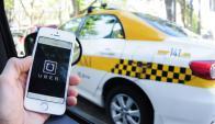 Uber: todavía no hay acuerdo en cómo regular la aplicación. Foto: F. Ponzetto