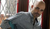 Eduardo Sacheri ganador del Premio Alfaguara. Foto: EFE