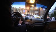 Dourado: es una burla al Estado que un jerarca declare que usa Uber. Foto: G. Pérez