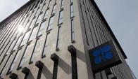 Sede de la OPEP en Viena. Foto: Reuters