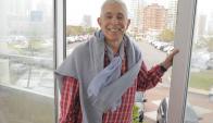 """""""Con China Zorrilla compartí 60 años de carcajadas"""". Foto: R. Figueredo"""