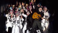 Los Patos Cabreros en el Teatro Verano. Foto: Ana Laura de Brito