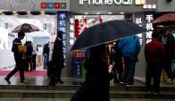 Apple. Hace dos semanas sus servicios de iTunes y Movies e iBooks dejaron de funcionar en China. (Foto: Reuters)