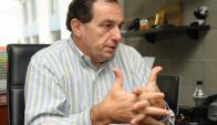 presidente de la Unión de Exportadores, Alvaro Queijo. Foto: Archivo EL PAÍS