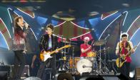 Rolling Stones. Foto: EFE