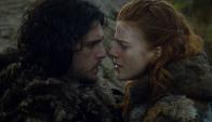 Un romance que empezó en la pantalla. Foto: HBO.